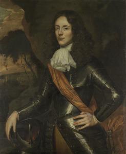 Portret van een man, mogelijk James Cranstoun (?-?)