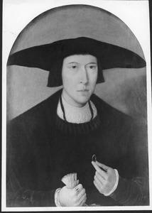 Portret van een man, mogelijk Karel V