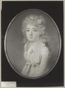 Portret van Cornelia Catharina Hodshon (1768-1829)
