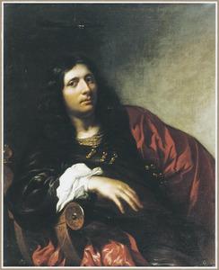 Portret van mogelijk Joan van Lennep (1621-1698)