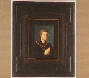 Portret van Karel de Stoute, Hertog van Bourgondië