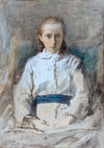 Portret van Mathilda