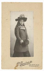 Portret van Johanna Adriana van Rossum (1886-...)
