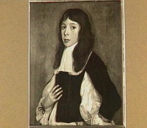 Portret van Pieter van Hoorn (1640-1684)