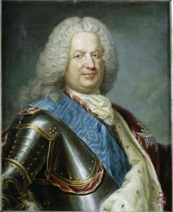 Portret van Stanisław Leszczyński (1677-1766)
