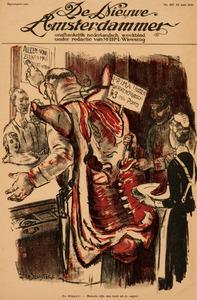 De vleeschnood in ons land