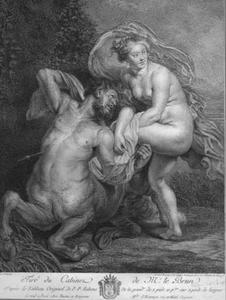 Nessus en Deianira