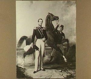 Portret van Prins Alexander