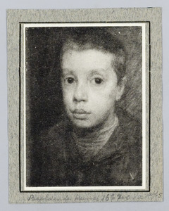 Portret van Just van Buren