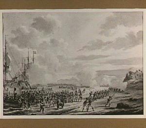 Brits-Russische invasie in Noord-Holland, 1799