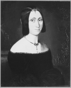 Portret van Eleonara Johanna Kloeg