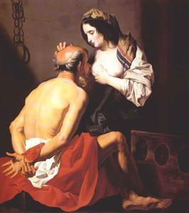 Caritas Romana (Cimon en Pero)
