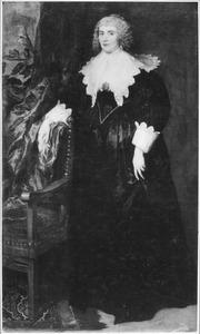 Portret van Anna van Craesbeke (?-?), echtgenote van Joost de Hertoghe