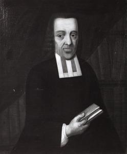 Portret van Daniel de Gimmer (1700-1763)