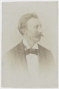 Portret van Louis Willem van Soest (1867-1948)
