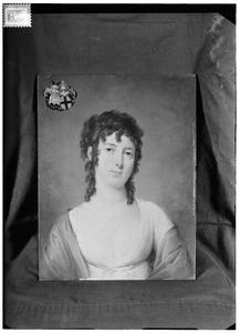 Portret van Sophia Wilhelmina Charlotte Alexandrine van Bylandt (1778-1841)