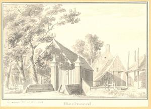 Huis Hoolvoort bij Nijkerk