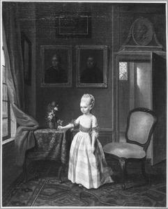 Portret van Catharina Maria Slot (1767-1840)