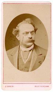 Portret van Gerard Leon Herckenrath (1831-1892)