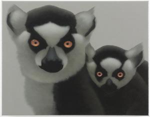 Untitled (lemur II)