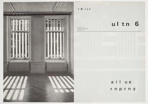 Art & Project Bulletin #76