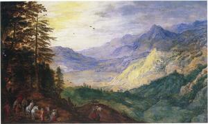 Berglandschap