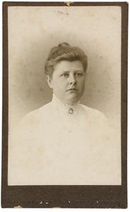 Portret van Grietje de Joode (1877-1945)