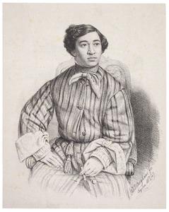 Portret van Eduard Carel Manuel