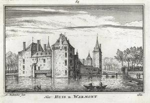 Het Huis te Warmond bij Warmond