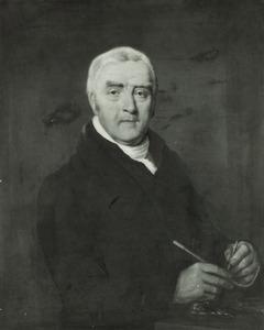 Portret van Nicolaes Cornelis de Fremery (1770-1844)