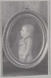 Portret van Joan Westenberg (1799-1863)