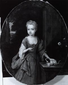 Portret van waarschijnlijk Henriette Bentinck (1705-1792)