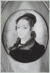 Portret van waarschijnlijk Sara Petronella Sijthoff (1773-1818)
