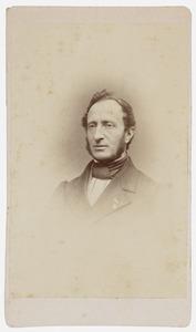 Portret van Johannes Maria Benedictus Josephus van der Does de Willebois (1810-1891)