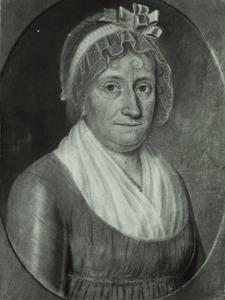 Portret van Angelique Esther Elin (1754-1844)