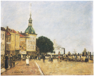 Dordrecht, binnenstad