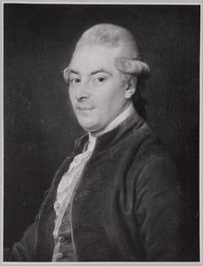 Portret van Pieter Caarten (1741-1795)