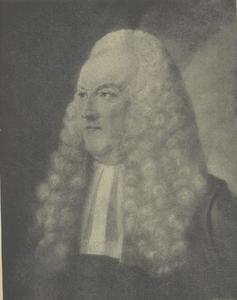 Portret van Gerard Arnout Hasselaer (1698-1766)