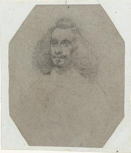 Portret van een Spaanse heer, borststuk, naar links