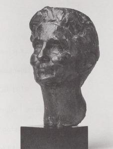 Portret van Margarethe Emilie Marczak (1912-1989)