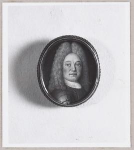 Portret van Henri Collot d'Escury (1682-1733)