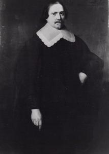 Portret van een man, mogelijk  Roelof Pathuis (..-1647)