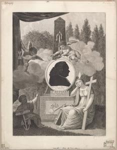 Portret van Abraham Rutgers (1751-1809)