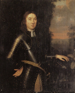 Portret van Pieter Reindert van Stepraedt (1651-1729)