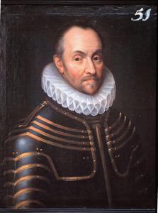 Portret van Willem I 'de Zwijger' (1533-1584)