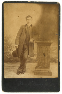 Portret van Henricus Johannes Hermanus Deering (1869-1945)