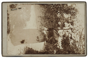 Portret van Maria Sophia Louise Lanen (1872-1943)