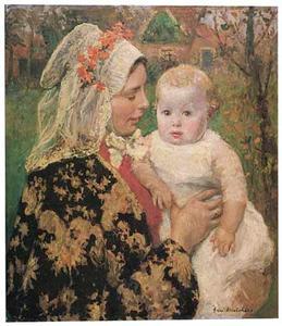 Jonge moeder