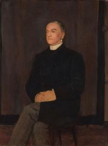Portret van Augustinus Gerardus Hubertus van Rijckevorsel (1828-1891)