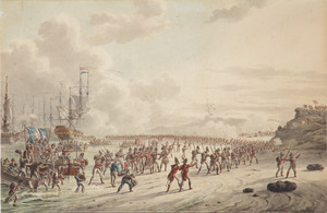 De slag bij Callantsoog, 27 augustus 1799